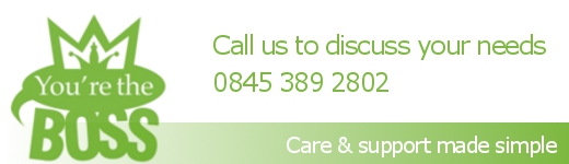 Call us on 0845 389 2802