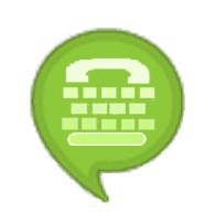 Textphone icon